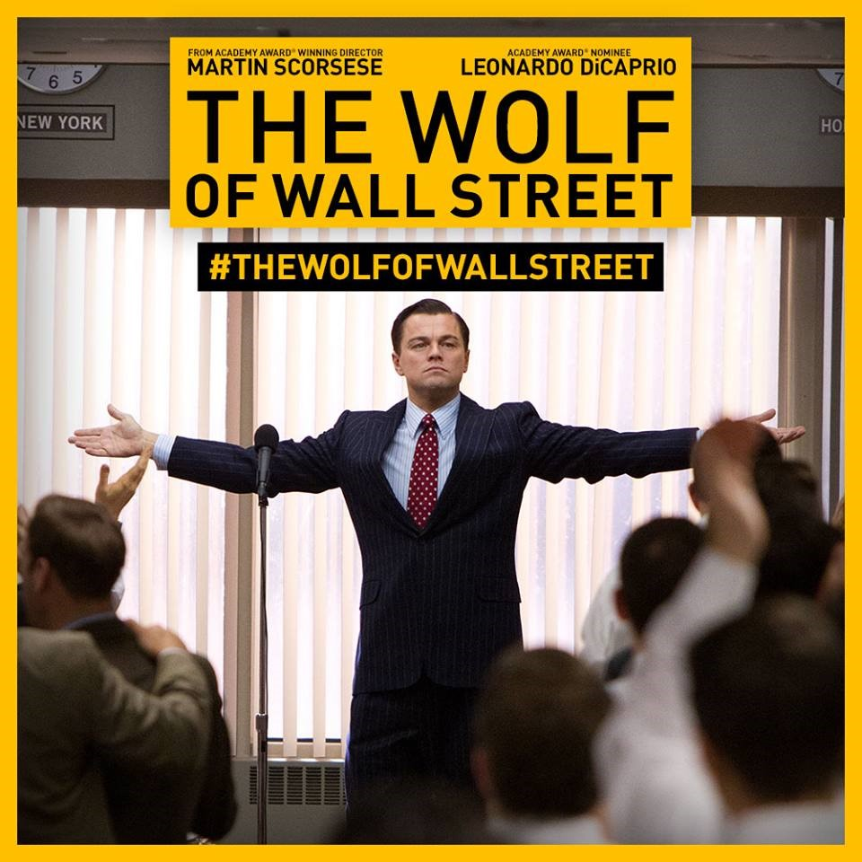 "Sales Lessons You Want to Steal From ""The Wolf of Wall Street"""