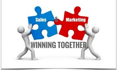 Sales and Marketing Winning Together!