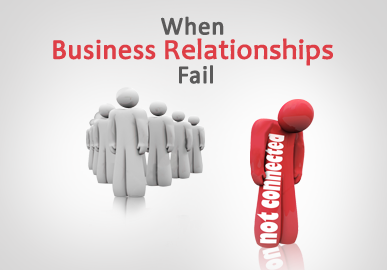 When Business Relationships Fail