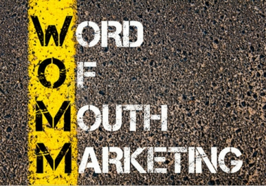 The Muscle of Word of Mouth