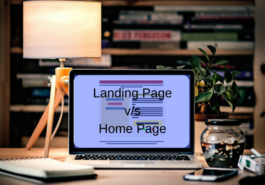 Why Landing Page Converts More Than a Home Page