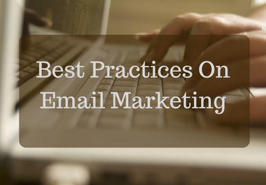 Best Practices on Email Marketing