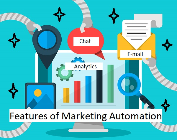 Features of Marketing Automation