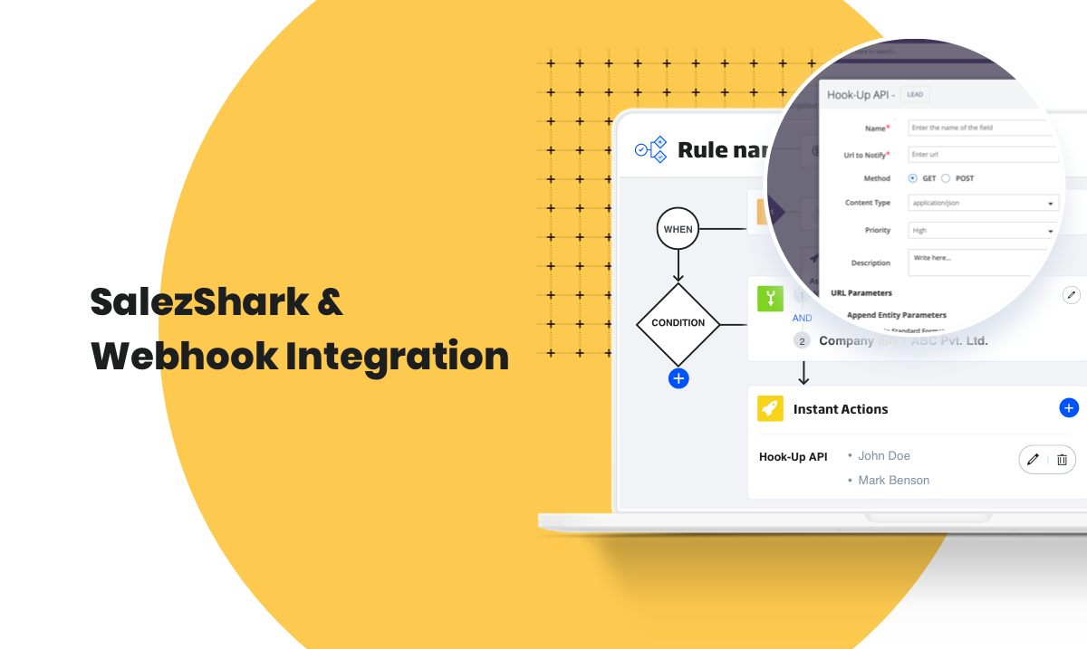 SalezShark Webhook Integration